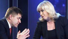 Fico nabídl Radičové post slovenské velvyslankyně v Londýně